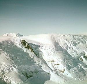 Axel Heiberg Glacier - Image: Axel Heiberg Glacier Antarctica