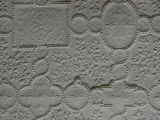 Frederick Ayer Mansion - Image: Ayer Tiffany original Ceiling