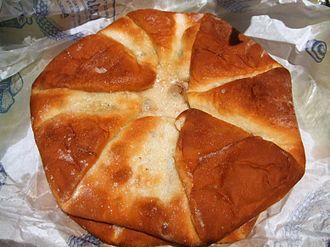 "Ayerbe - ""Refollau"" dessert from Ayerbe"