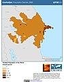 Azerbaijan Population Density, 2000 (5457617338).jpg