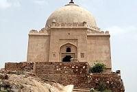 Azim Khan Tomb after Renovation by ASI.JPG