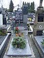 Bílý Újezd - grave of priest 04.JPG