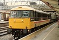 """BR Class 86 no. 86209 """"City of Coventry,"""" Crewe, 31 July 1986.jpg"""