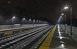 BWI Amtrak station night MD1.jpg