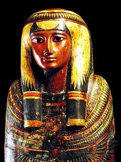 <i>Sha-Amun-en-su</i> Priestess and singer in Ancient Egypt