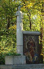 Monument koningin Emma