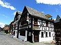 """Bacharach – """"Kurpfälzische Münze"""" - historisches Weinhaus - panoramio.jpg"""