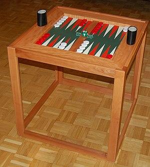 Backgammon Auswürfeln