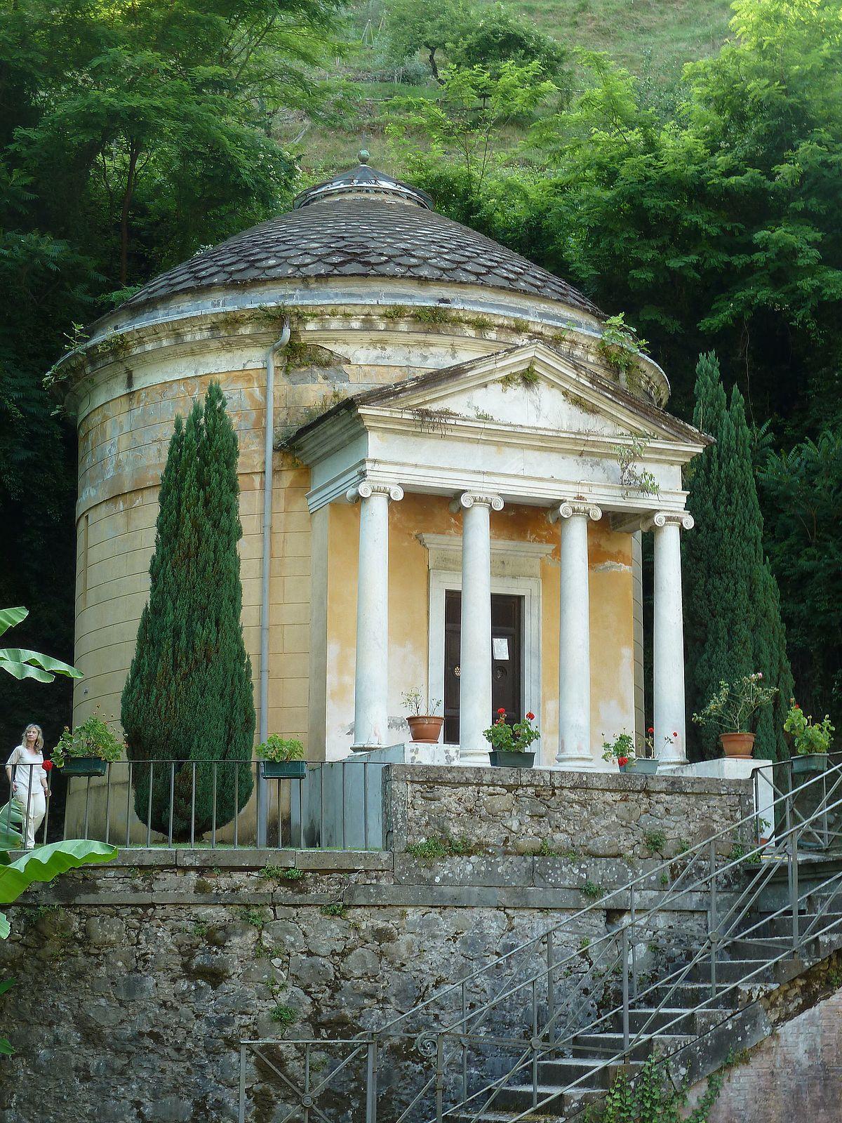 Cappella demidoff bagni di lucca wikipedia - Bagno di lucca ...
