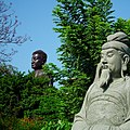 Baguashan Great Budda 八卦山大佛 - panoramio.jpg