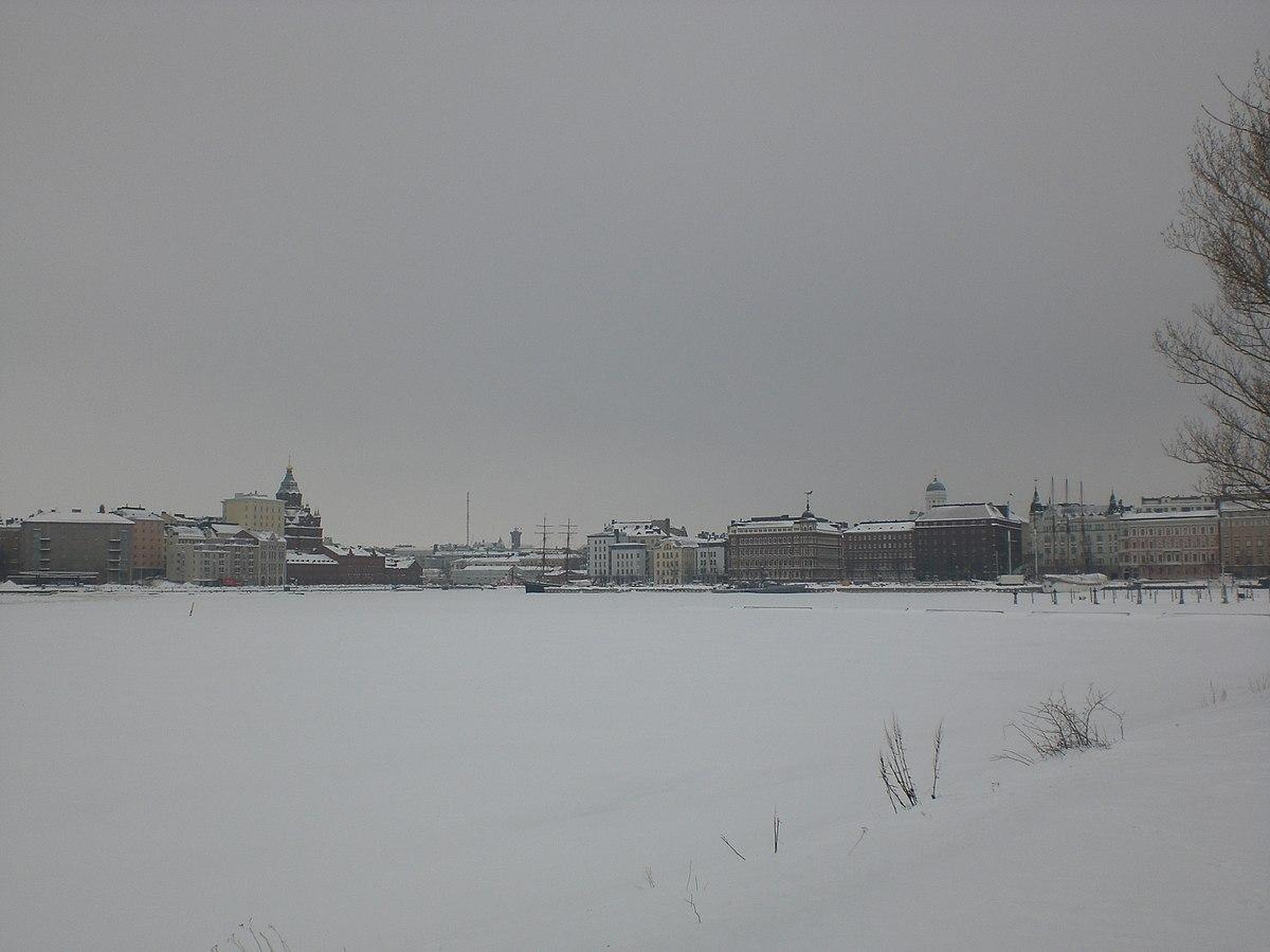Tervasaari Helsinki