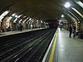 Baker Street stn Circle line look west.JPG