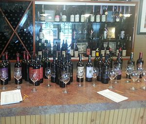 Balic Winery - Image: Balic Winery Tasting Room