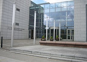 Ballyfermot Community Civic Centre, Dublin - geograph.org.uk - 553449.jpg