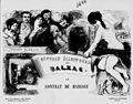 Balzac Le Contrat de mariage - Marescq 1851-1853.jpg