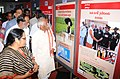Bandaru Dattatreya visiting the DAVP Photo Exhibition, on the sidelines of the Regional Workshop on 'Government of India Welfare Schemes', organised by the Directorate of Field Publicity, Mo Information & Broadcasting.jpg