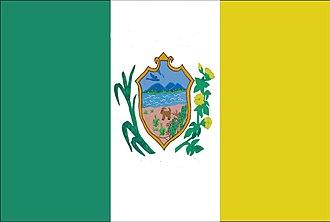 Curaçá - Image: Bandeira De Curaçá