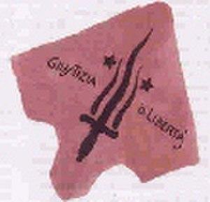 Giustizia e Libertà - Sleeve emblem Giustizia e Libertà Partisans