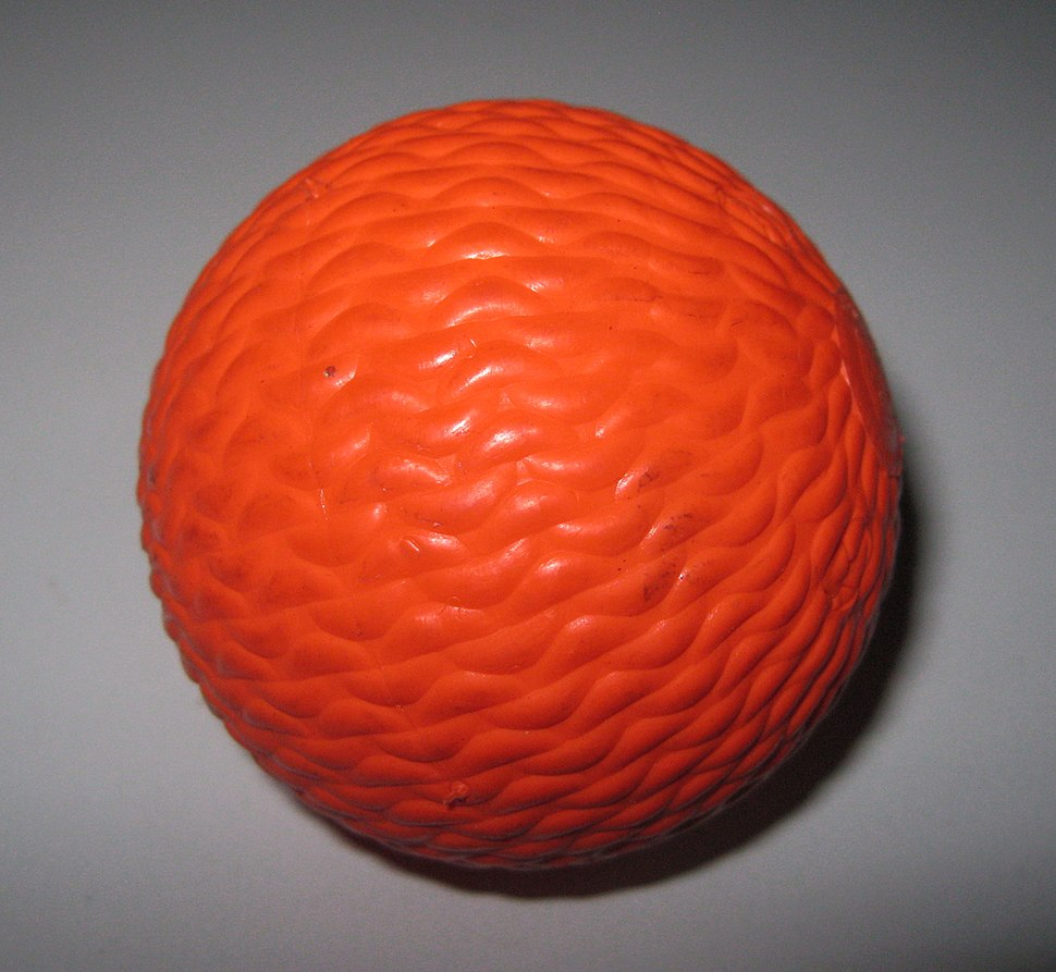 Bandy ball (Orange)