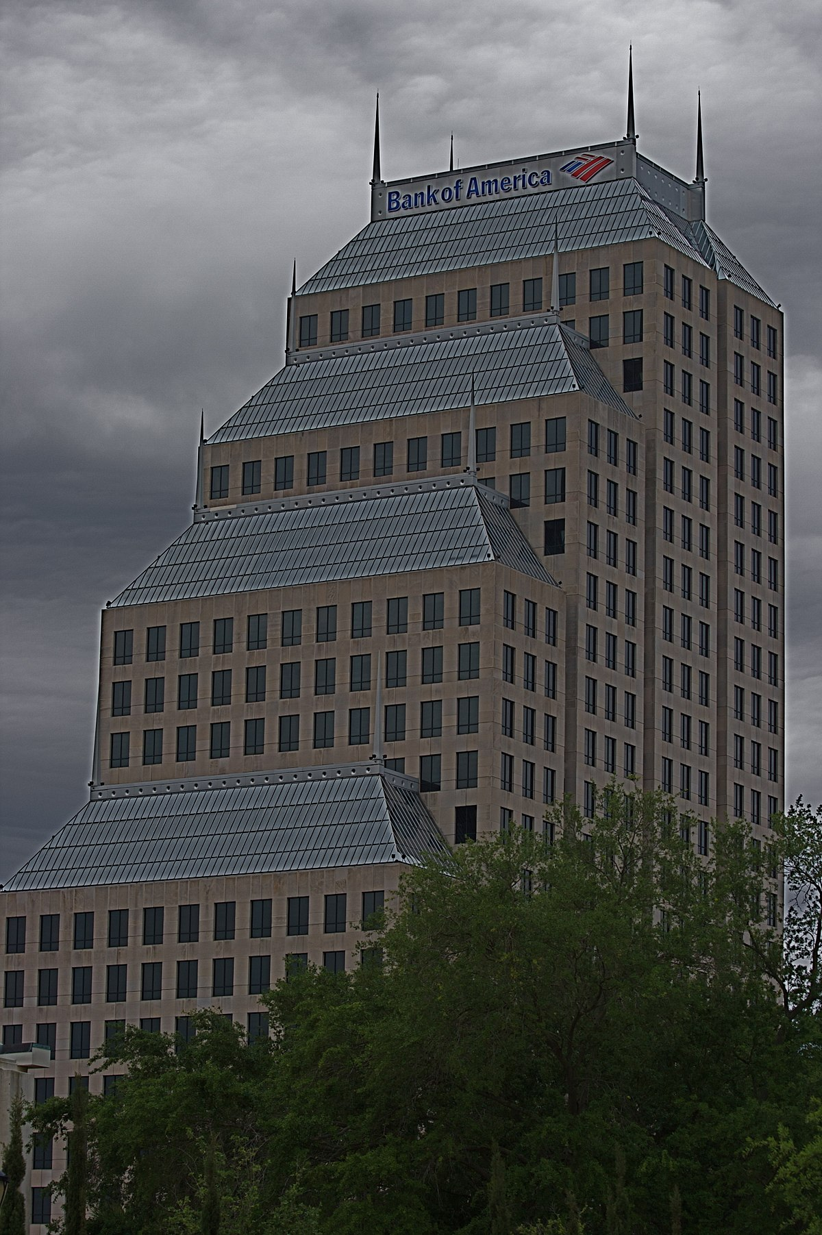 Bank Of America Center Orlando Florida Wikipedia