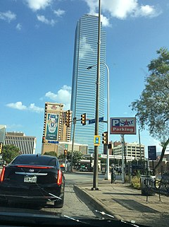 Bank of America Plaza (Dallas) - Wikipedia