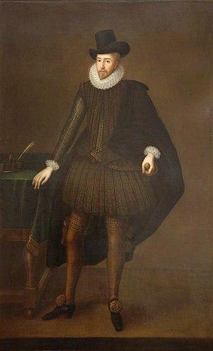 Baptist Hicks, 1st Viscount Campden - Image: Baptisthicks