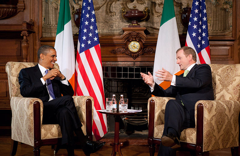 File:Barack Obama and Enda Kenny at Farmleigh.jpg