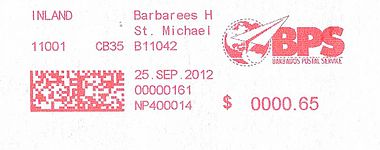 Barbados stamp type PO3.jpg