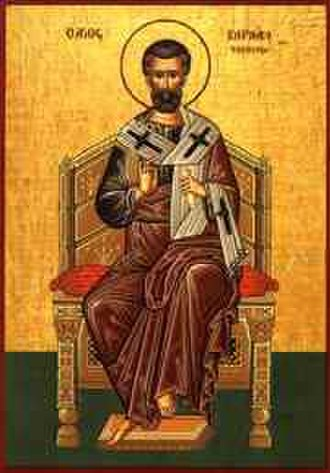 Barnabas - Icon of Saint Barnabas