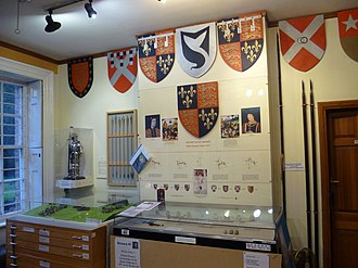 Barnet Museum - Ground floor displays.