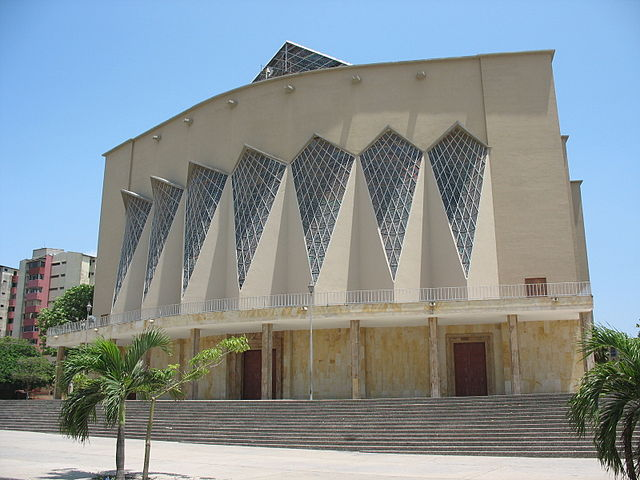 Queen Mary Cathedral, Barranquilla