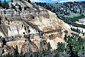 Basalt columns in yellowstone national park.jpg
