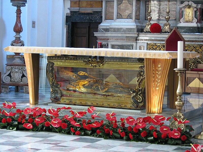 """ALT=""""Basilica di Terni"""""""
