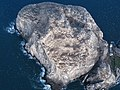 Bass Rock from the air - geograph.org.uk - 1520618.jpg