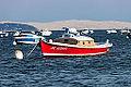 Bateau sur le bassin d'Arcachon - Barco en la bahía de Arcachon - Boat on the Bay of Arcachon - 船在阿卡雄湾 - Image Picture Photography (14524210013).jpg