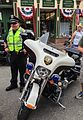 Bath, ME, 04530, Police Officer, Bike Insignia, Shield - July 2014.jpg