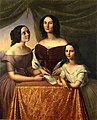 Battig Isabel Maria Sanguszko e figlie.jpg