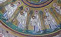 Battistero degli ariani, int, mosaico della cupola 06 apostoli.jpg