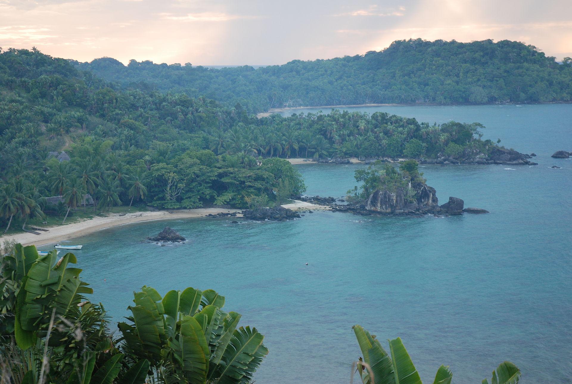 St. Marie Karibik