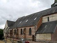 Beaufort-en-Santerre église (façade Nord) 1.jpg