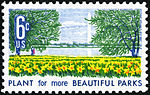 Beautification of America Parks 6c 1969 issue U.S. stamp.jpg