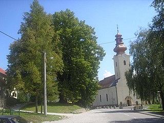Bednja Municipality in Varaždin County, Croatia
