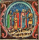 Bela I wins the crown (Chronicon Pictum 067).jpg