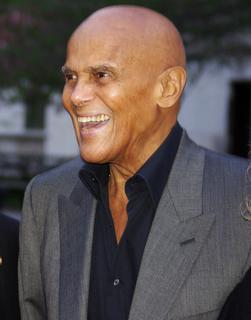 Harry Belafonte American singer