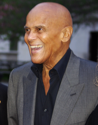 Harry Belafonte - Belafonte at the 2011 Tribeca Film Festival Vanity Fair party