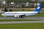 Belavia, EW-366PA, Boeing 737-31S (29553271712).jpg