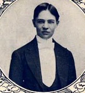 Ben Harney - Ben Harney, from cover of 1896 sheet music
