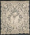 Benediction veil from Brussels, Dayton Art Institute.JPG