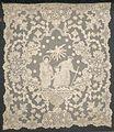 Benediction veil from Brussels, Dayton Art Institute.JPG