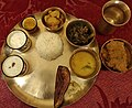 Bengali Non-vegetarian thali.jpg
